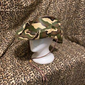 Camouflage Beach Hat